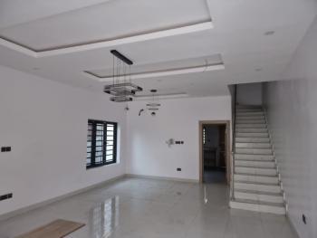 Luxury 5 Bedroom with Bq in a Secured Estate, Agungi, Lekki Phase 1, Lekki, Lagos, Semi-detached Duplex for Rent