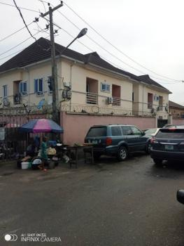 2 Wings Block of 4 Nos 2 Bedroom Each on 900sqm with Cofo, Gbagada Phase 1, Gbagada, Lagos, Block of Flats for Sale