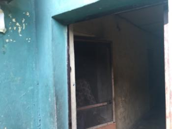 One Room Only, Ayo Alabi Road Okeira, Ogba, Ikeja, Lagos, Self Contained (single Rooms) for Rent