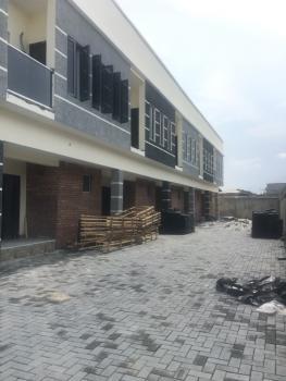 Newly Built 4 Bedroom Terrace Duplex with Spacious Spacious, Ajah, Lagos, Terraced Duplex for Sale