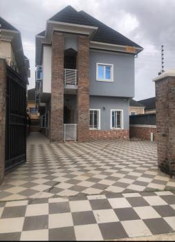 Luxury 4 Bedroom Semi Detached Duplex, Lakeview Estate, Amuwo Odofin, Lagos, Semi-detached Duplex for Sale