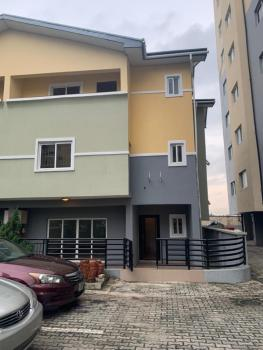 Spacious 4 Bedroom Duplex with Bq, Prime Water Garden, Ikate Elegushi, Lekki, Lagos, Semi-detached Duplex for Sale