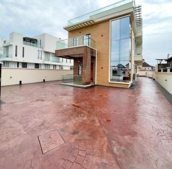 Luxury 4 Bedroom Duplex with Pool, Rooftop Terrace & Bq, Osapa, Lekki, Lagos, Detached Duplex for Sale