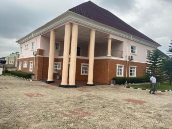 Fully Furnished & Serviced 7 Bedrooms Detached House with Boys Quarters, Diplomatic Zone, Katampe Extension, Katampe, Abuja, Detached Duplex for Rent