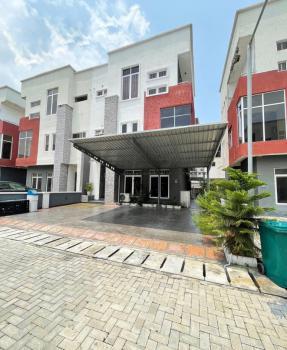 Luxury 4 Bedroom Bedroom Semi Detached Duplex, Osapa, Lekki, Lagos, Semi-detached Duplex for Sale