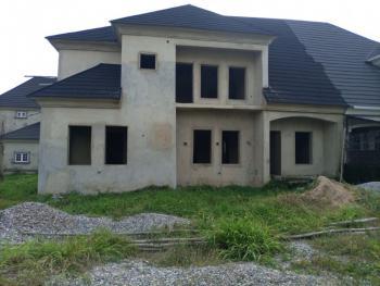 a 4 Bedroom Semi Detached Carcass, Cluster 4 River Park Estate, Lugbe District, Abuja, Semi-detached Duplex for Sale