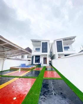 Exquisite 5 Bedroom Fully Detached Luxury Now Available, Ajah, Lagos, Detached Duplex for Sale