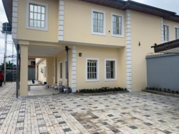 4-bedroom Duplex with a Bq, Off Evo Road Gra Phase 2, Port Harcourt, Rivers, House for Rent