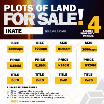 Mega Hot Lands, Ikate, Lekki, Lagos, Residential Land for Sale