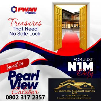 Pearl View Estate, Airport Bye-pass, Calabar, Cross River, Mixed-use Land for Sale