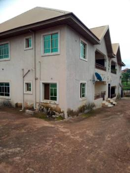 Luxury 4 Units Block of 2 Bedroom Serviced Apartments with Ac, Monarch Avenue., Enugu, Enugu, Block of Flats for Sale