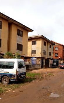 Luxury 6 Units Block of 3 Bedroom Serviced Apartments with Ac, Achara Layout, Enugu, Enugu, Block of Flats for Sale