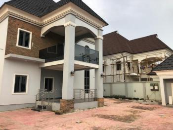 Exquisitely Newly Built 4 Bedroom Duplex with a Bq in a Secluded Area, International Card Street, Behind Bovas, Oluyole, Oyo, Detached Duplex for Sale