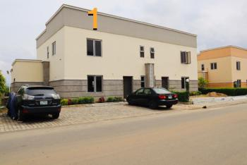 Luxury 4 Bedroom Semi Detached Duplex with Bq, Brains and Hammers City Estate, Life Camp, Abuja, Semi-detached Duplex for Rent