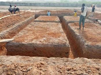 The Sunflower Estate, Karasana North, Behind Papas Ground, Gwarinpa, Abuja, Residential Land for Sale