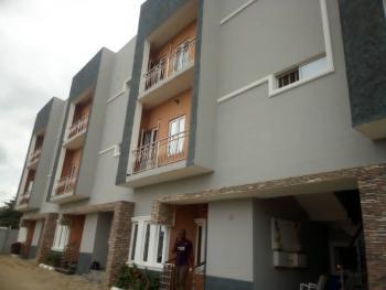 4 Bedroom Terrace Duplex with Bq, Jahi, Abuja, Terraced Duplex for Sale