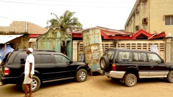 Bungalow of 14 Rooms, 25, Yisa Jinadu St. Off Ojo-igbede Rd. Church B/stop, Ajagbandi, Ojo, Lagos, Detached Bungalow for Rent