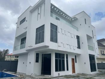 Luxury 5 Bedroom Detached with Bq, Osapa, Lekki, Lagos, Flat / Apartment for Sale