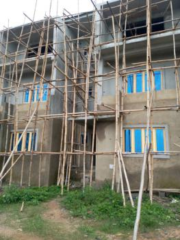 4 Bedroom Terrace Carcass with Flexible Payment Plan Available, Asokoro District, Abuja, Terraced Duplex for Sale