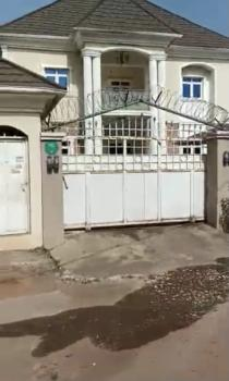 Well Built 5 Bedroom Fully Detached House with a Maids Room, Wuse 2, Abuja, Detached Duplex for Sale