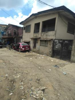 Block of 4 Flat in a Good Area, Off Fashoro Road, Ojuelegba, Surulere, Lagos, Block of Flats for Sale