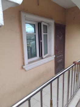 Nice Roomself Contained in a Gated, Onipan, Shomolu, Lagos, Self Contained (single Rooms) for Rent