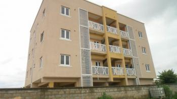 Newly Built Well Finished 3 Bedrooms Flat with Bq,  1.2million Negotiable, Katampe, Jahi, Abuja, Flat for Rent