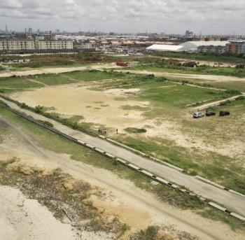 Waterfront 10 Hectares of Land, Palm Beach Estate, Ikate, Lekki, Lagos, Mixed-use Land for Sale