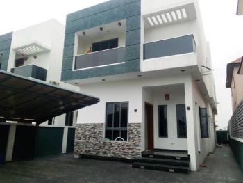 Brand New Luxury 5 Bedrooms Detached Duplex with a Room Bq, Ikate Elegushi, Lekki, Lagos, Detached Duplex for Rent