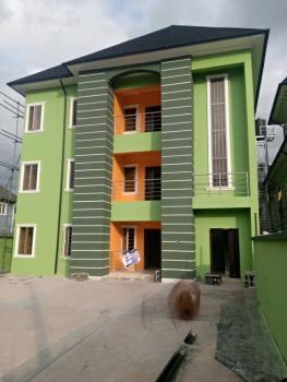 American Standard 2 Bedroom Flat, Shell Corprative, Eliozu, Port Harcourt, Rivers, Flat / Apartment for Rent