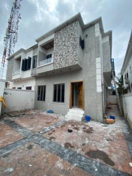 Luxury 4 Bedroom Semi Detached Duplex, Osapa Estate, Osapa, Lekki, Lagos, Semi-detached Duplex for Rent