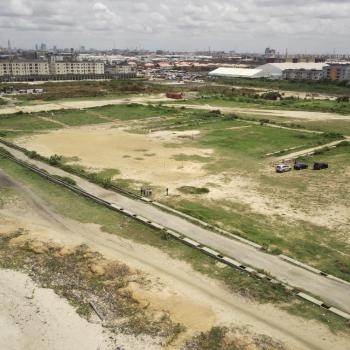 Water Front 10 Hectares of Lands ,ideal for Housing Estate Development, By Palm Beach Waterfront Estate, Ikate Elegushi, Lekki, Lagos, Mixed-use Land for Sale
