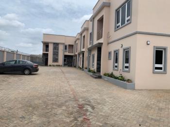 Luxury 4 Bedroom Terrace Duplex with a Room Bq, Opposite Suncity Estate, Galadimawa, Abuja, Terraced Duplex for Rent