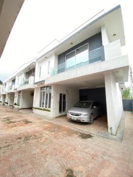 a Luxury 4 Bedroom Terrace Detached Duplex, Lekki, Lagos, Terraced Duplex for Sale