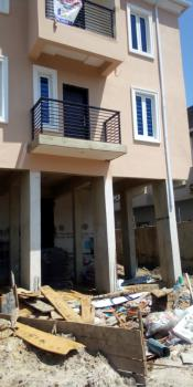 Brand New Luxury 3 Bedroom Flat Upstairs, Infinity Estate,addo Road, Badore, Ajah, Lagos, Flat / Apartment for Rent