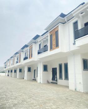 Spacious 4 Bedroom Serviced Terraced Duplex, Orchid Road, Beside Orchid Hotel, Lekki Phase 2, Lekki, Lagos, Terraced Duplex for Sale