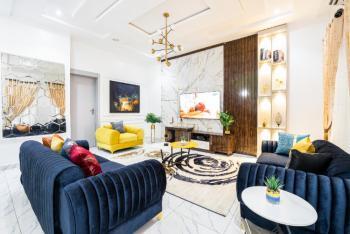 4 Bedroom Terrace Duplex, Lafiaji, Lekki, Lagos, Terraced Duplex Short Let