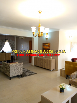 Payment Ready Clients - Multiple Unit Furnished 3 Bedroom Apartment+bq, Parkview Ikoyi, Parkview, Ikoyi, Lagos, Flat / Apartment for Rent