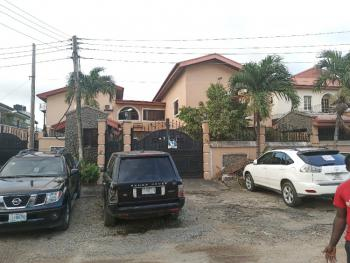 5 Bedroom Duplex Wth 2 Nos of 2 Bedroom Bungalow As Bq, Gbagada Phase 2, Gbagada, Lagos, Detached Duplex for Sale