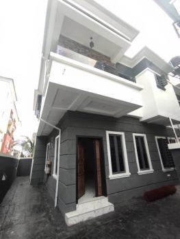 4 Bedroom Semi Detached Duplex with Bq, Off Lekki Epe Expressway, Ikate Elegushi, Lekki, Lagos, Detached Duplex for Sale