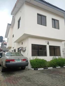 4 Bedroom Semi Detached Duplex with Bq, Lekki Phase 1, Lekki, Lagos, Semi-detached Duplex for Rent
