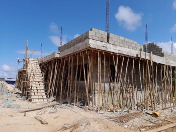 Lovely 4 Bedroom Semi Detached Duplex at Offplan, Ajah,, Lekki, Lagos, Semi-detached Duplex for Sale