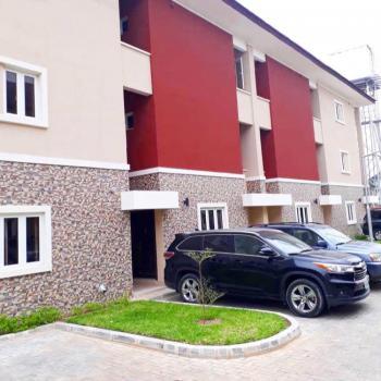 Gorgeous 4 Bedroom Terrace Duplex, Olive Estate, Osapa, Lekki, Lagos, Terraced Duplex for Sale