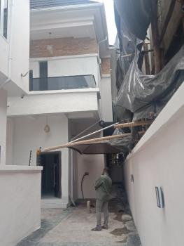 Standard 4 Bedroom Semi Detached Duplex with Bq, Orchid Road By Second Tollgate Opposite Chevron, Lekki Phase 2, Lekki, Lagos, Semi-detached Duplex for Sale