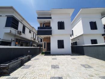 Elegant Brand New 5 Bedroom Detached House with Boys Quarter, Chevron, Lekki, Lagos, Detached Duplex for Sale