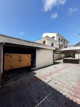 5 Bedroom En-suite Semi-detached Duplex with a Bq & a Generator, Lekki Phase 1, Lekki, Lagos, Semi-detached Duplex for Rent