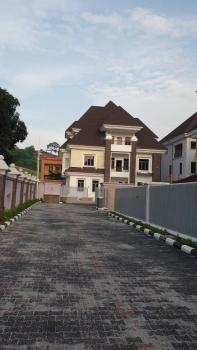 Luxury 6 Bedroom Mansion, Asokoro District, Abuja, Terraced Duplex for Sale
