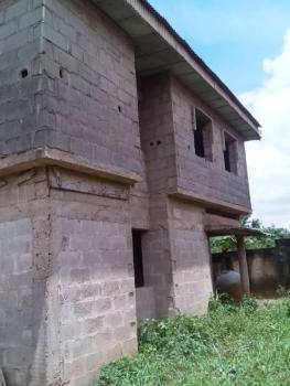5 Bedroom  Duplex +2 Nos 3 Bedroom on 800sqm of Land(uncompleted), Ishefun, Ayobo, Lagos, House for Sale