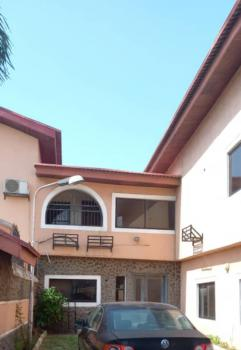 Solid 5 Bedroom Fully Detached Duplex with 2 Rooms Bq, Estate, Gbagada Phase 2, Gbagada, Lagos, Detached Duplex for Sale