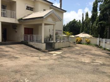 Well Finished 5 Bedroom Detached Duplex with 2 Bedroom Bq , Gardens, Main, Maitama District, Abuja, Detached Duplex for Rent